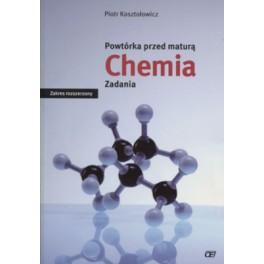 zakres materiału matura chemia rozszerzona