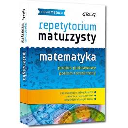 Robert Całka, Ewa Gałęska - Repetytorium maturzysty. MATEMATYKA - 2018