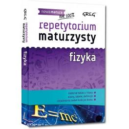 Elżbieta Senderska. Repetytorium maturzysty - FIZYKA' 2018