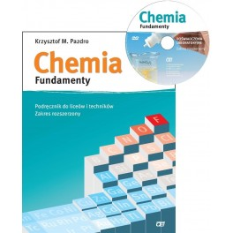Krzysztof Pazdro - Chemia – Fundamenty. Podręcznik z płytą DVD. Zakres rozszerzony.