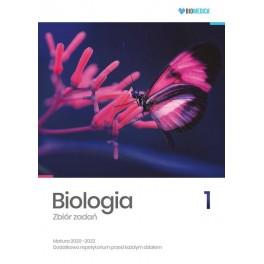 Biologia zbiór zadań Matura 2020-22 Tom 1 - poziom rozszerzony. Jacek Mieszkowicz, Wyd.BIOMEDICA