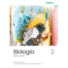 Biologia zbiór zadań Matura 2020-22 Tom 2 - poziom rozszerzony. Jacek Mieszkowicz, Wyd.BIOMEDICA