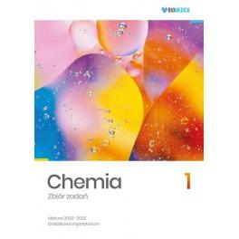 Chemia zbiór zadań Matura 2020-22 Tom 1 - poziom rozszerzony.  Justyna Mieszkowicz, Wyd.BIOMEDICA