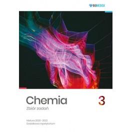 Chemia zbiór zadań matura 2020-22 Tom 3 - poziom rozszerzony.  Justyna Mieszkowicz, Wyd.BIOMEDICA